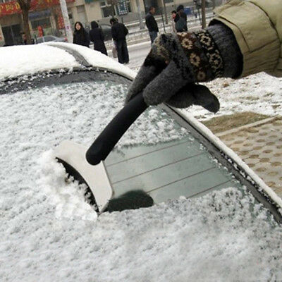 New Winter Car Ice Scraper Snow Brush Window Snow Remover Shovel Tool Portable