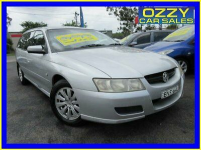 2006 Holden Commodore VZ Acclaim Silver Automatic 4sp A Wagon