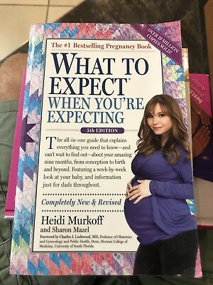 What to Expect When You're Expecting by Heidi Murkoff (Paperback / softback,...