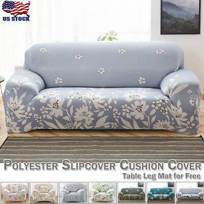 Antiskid Spandex Stretch Sofa Cover Furniture Loveseat Slipcover / Chair Cover