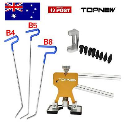 PDR Paintless Dent Repair Hail Removal Tool Dent Puller Lifter Rods Door Ding