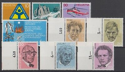 Suisse-Helvetia Timbres neufs MNH, TB