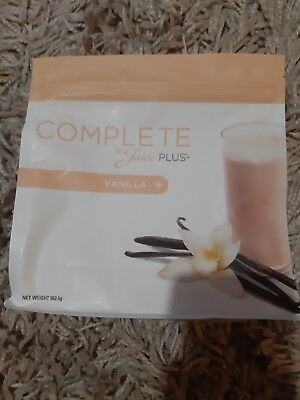 NEW!!  Juice Plus Complete Vanilla Shakes - New and improved/sealed