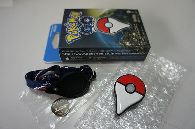 Pokemon GO Plus Automatic Capture Pokemons & Spin PokeStop Items PMC-001A