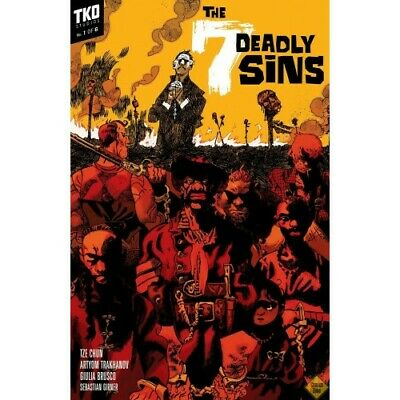 The 7 Deadly Sins - Print Issues -  - 18/01/2019