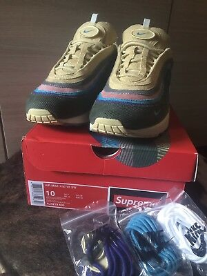 Nike Air Max 1/97 x Sean Wotherspoon Size UK9 , EU44. OG!