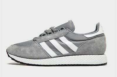 Authentic Exclusive New Adidas Originals Forest Grove ® (Mens Size UK 7-11) Grey