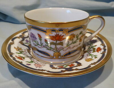 Christian Dior Renaissance Fine China Cup and Saucer