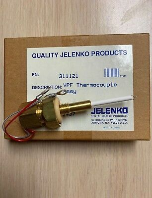 NEW Jelenko VPF Thermocouple Assy PN: 311121