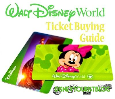 One (1) Walt Disney World WDW 1-Day Peak Park Hopper Plus ticket Adult age 10+