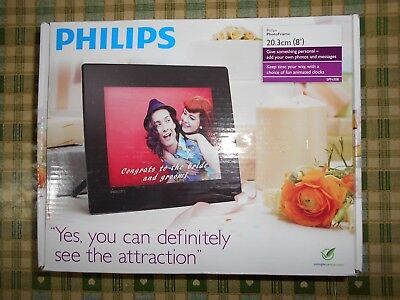 Photo Frame Philips 20,3 Cm (8'') Nuovo.