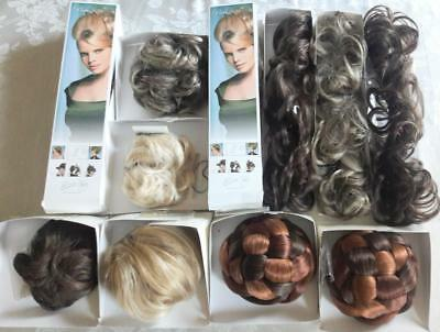 "Balmain ""Elegance"" Memory Hair Extensions~U-Pick Style and Color~Display Models"