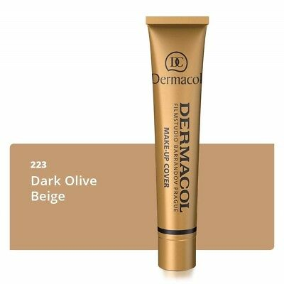 Dermacol Make-up Cover - High Covering Makeup Foundation - 223