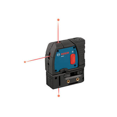 Bosch Professional 3 Point Laser Self-leveling Alignment Laser - GPL 3 R