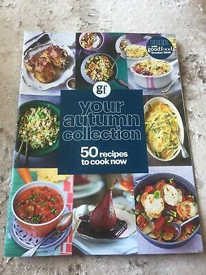 GOOD FOOD MAGAZINE Autumn Collection 50 Recipes