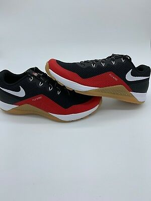 Men s Nike Metcon Repper DSX College Ohio State Training Shoes Size 8  921215 001 001b6fbb1
