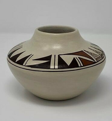 Gorgeous Hopi Pottery By HR Jr