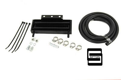 Sifton Oil Cooler Horizontal Mount Style,for Harley Davidson motorcycles,by V...