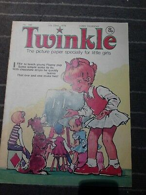 twinkle, the picture paper especially  for little girls