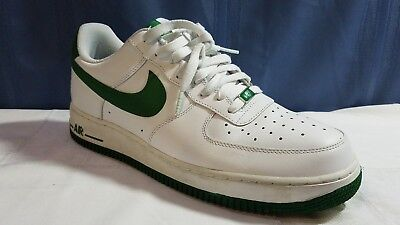 sneakers for cheap e49b3 87c4e Nike Air Force 1 Mens XXV 2007 Players Shoes 11