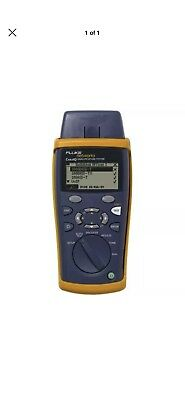 Fluke CableIQ CIQ-100 cable qualification tester
