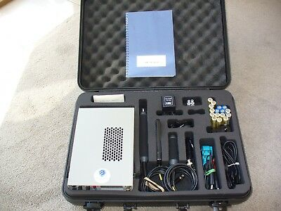 TSCM equipment REI Professional Portable Countersurveillance Sweep