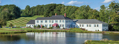 New Hampshire Resort: Crotched Mountain Resort, 4 Nights, Two Bedrooms