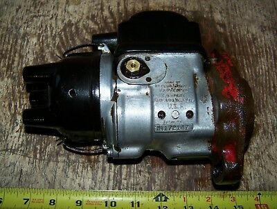 Old INTERNATIONAL HARVESTER H4 A B C H M W4 W6 W9 Tractor Magneto Hit Miss