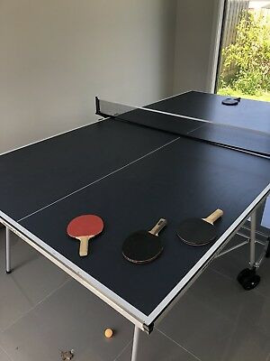 Dragonfly 2500 Series Professional Size Table Tennis Table