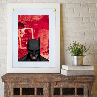 Batman poker HD Canvas Print Painting Home Decor room Wall Art Picture 108244