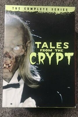 Tales from the Crypt: The Complete Series Season 1-7 (DVD, 20-Disc Set)