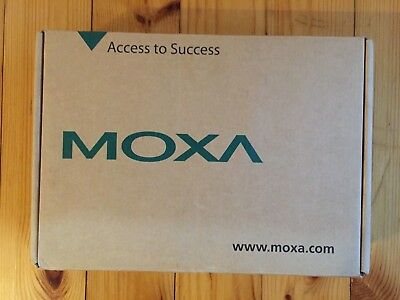 Moxa nPort 6250, 2-port RS-232/422/485 secure terminal server