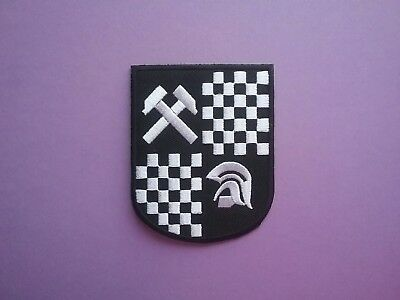 MOD SCOOTER SKA SOUL SEW ON /& IRON ON PATCH: PATCH NAME TO FOLLOW