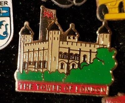 The Tower of London - Pin / Pins *aus Sammlung* - 9239 -