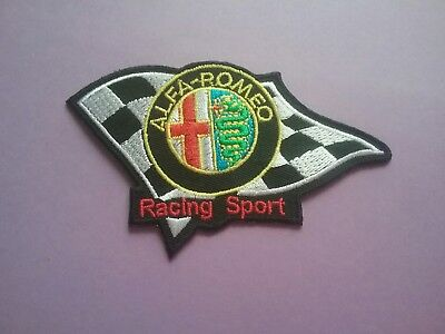 MAZDA MOTORSPORTS RACING CAR VAN TRUCK SEW ON /& IRON ON PATCH: b