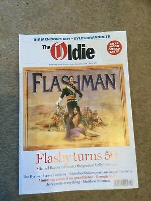 The Oldie Magazine February 2019