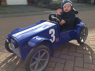 Build Manual & Plans. Kids Sports Car From A Kitchen Swing Bin! See Videos >