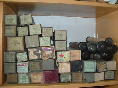 Vintage Music Rolls For Pianola Piano. * Under £1 Each*all Listed*
