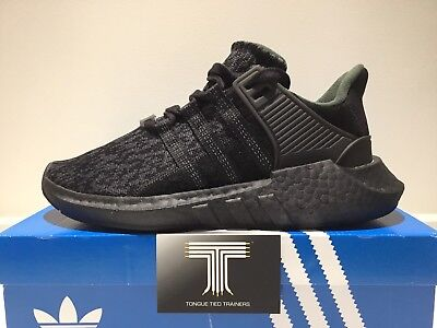 low priced 9a64a 7a622 Adidas EQT Support 93 17 ~ BY9512 ~ Boost Sole ~ Uk Size 7