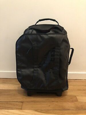 "The North Face Rolling Thunder 19"" Carry On Suitcase Black"