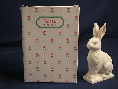 Dept. 56,  Easter, Large Rabbit, #74985, Mint In Box