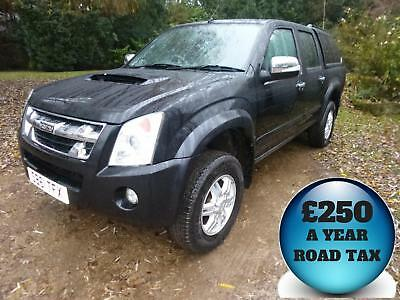 2011 Isuzu Rodeo 2.5TD Denver Double Cab 4x4 Pick Up