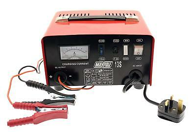 Maypole 713 8A Metal Battery Charger 12V