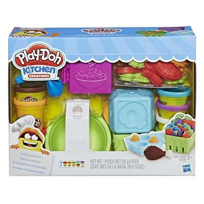 NEW Play-Doh Kitchen Creations Grocery Goodies from Purple Turtle Toys