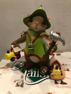 Dean Griff Charming Tails - You Help Make Christmas Special 87/188 COA / Box