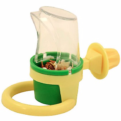 JW Clean Cup - Feed or Water Bowl - Small - Parrots and Birds - Scatterless