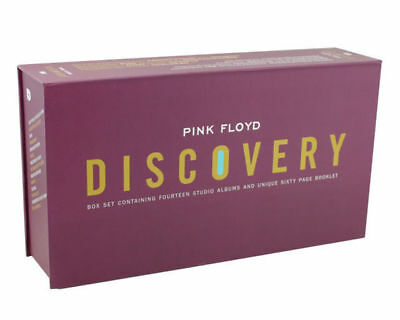 New Pink Floyd Discovery 16 CD Box Set Sealed Free Shipping !!