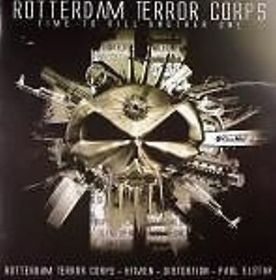 """12"""" Rotterdam Terror Corps Time To Kill Another One *Neu* Megarave 113 MRV113"""