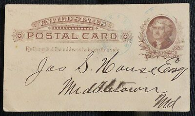 Oct. 27, 1886, MIDDLETOWN, MD