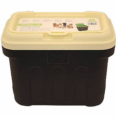 Storage Box for Parrot and Bird Food or Seed - Medium - Holds 7.5kg - Fresh